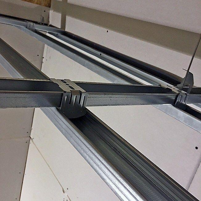 Projekt Abgehangte Gipskarton Decke Dann Wollen Wir Mal