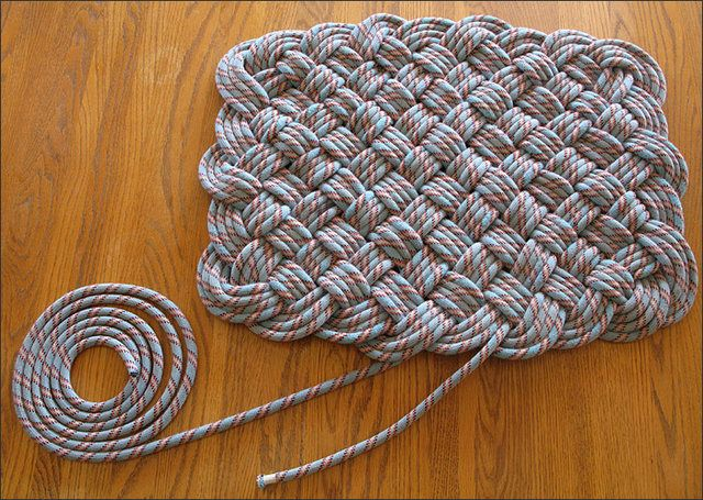 Best 25 climbing rope ideas on pinterest rope rug diy for Rope carpet