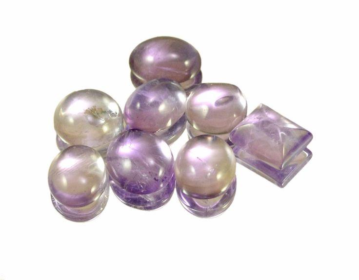 26ct / 8pcs VS Natural Purple Amethyst Quartz Loose Gemstone Wholesale Lot #krishnagemsnjewels #Rare #Loose #Gemstone