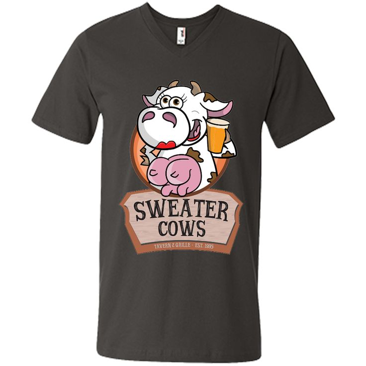 sweater cows T-Shirt