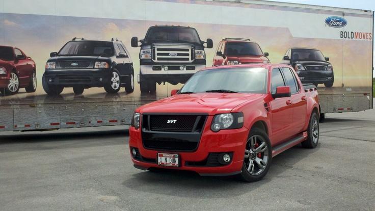 Sport trac adrenalin Ford sport trac, Sport trac, Ford