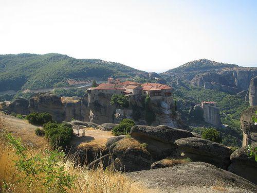 Classical Greece Circuit: Athens – Epidaurus – Mycenae – Meteora – Delhi – Athens
