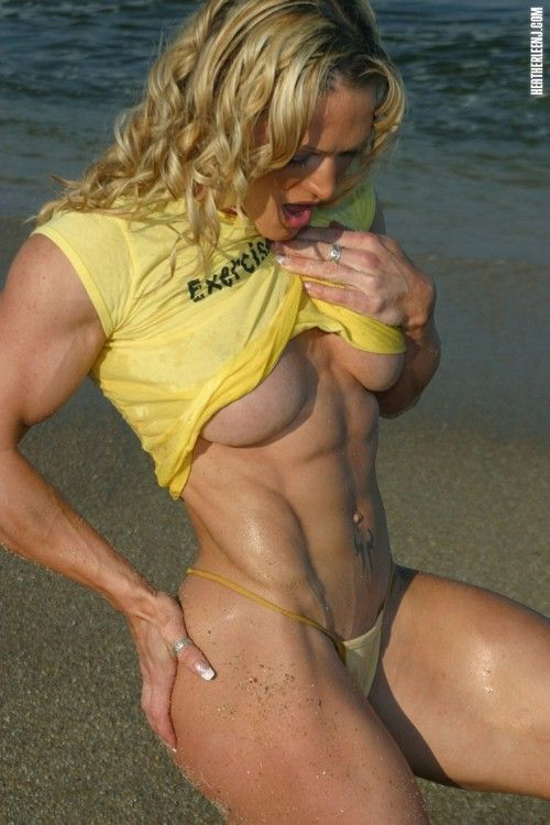 Female Bodybuilding Porn Clips 41