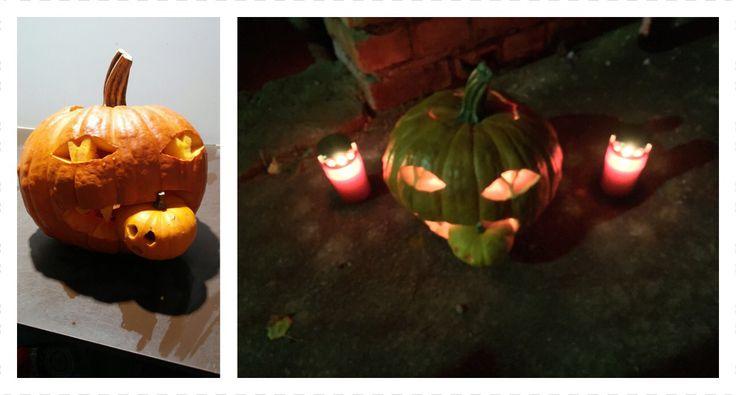 Happy #Halloween coming soon   #pumpkin #kürbis #diy