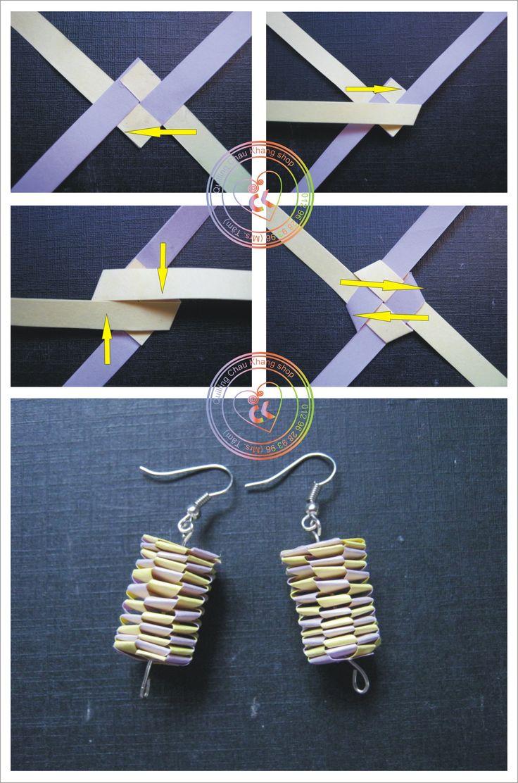 Quilled tutorial 2- Châu Khang shop
