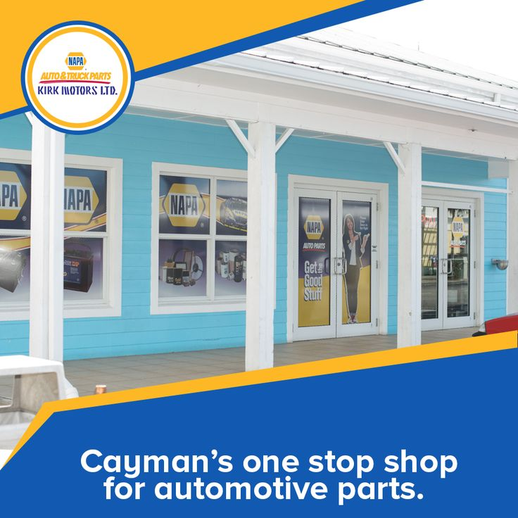Countryside and George Town locations with delivery between stores offered! #kirkmotors #Napa #Savannah #Countrysideshoppingvillage #delivery #parts #caymanislands