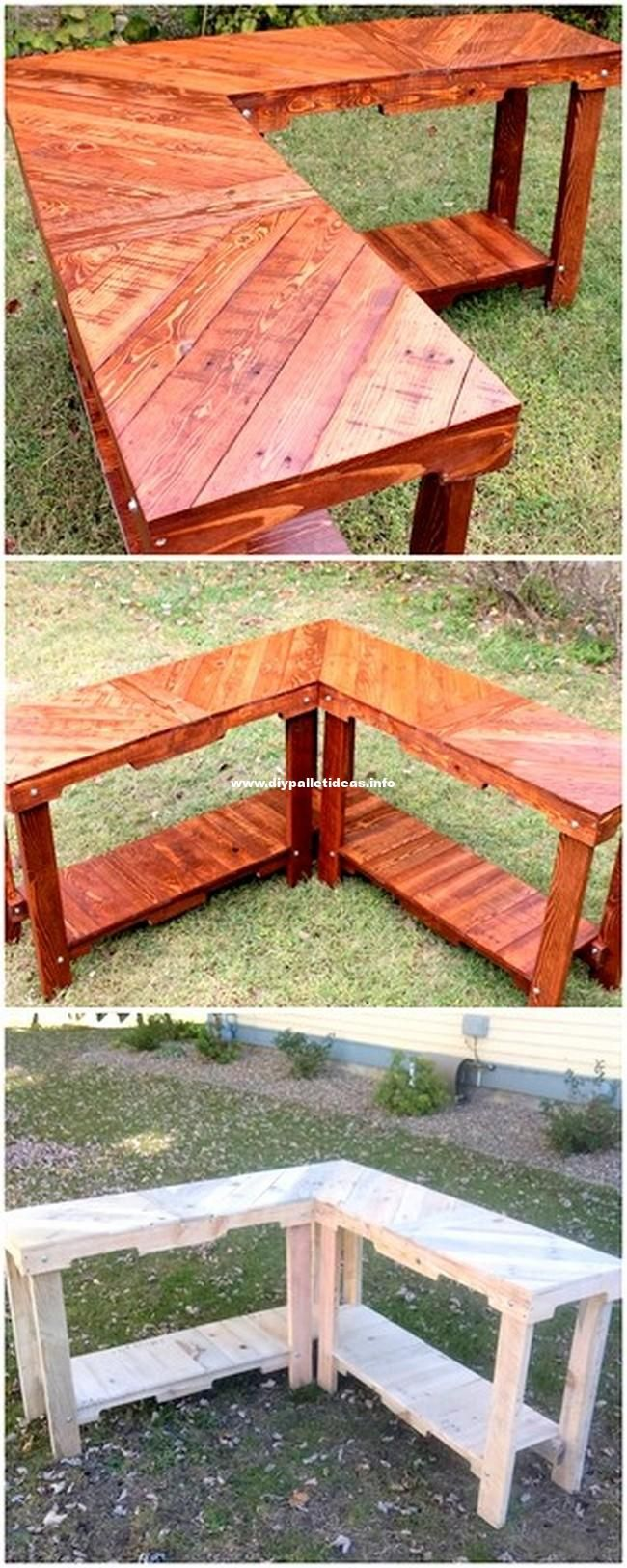 50 easiest projects designs of wooden pallet creations pallet pc rh pinterest com