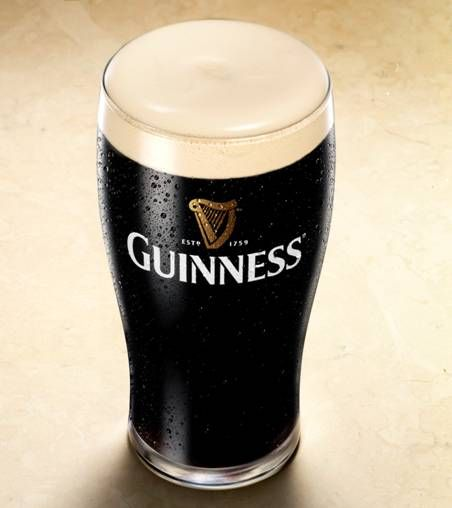 Want to be back in Ireland and have a proper pint.