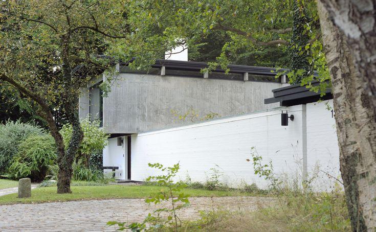 Friis & Moltke   Knud Friis House   Brabrand, Denmark   1958