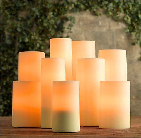 Velas LED para decorar todo el año • Mic Deco