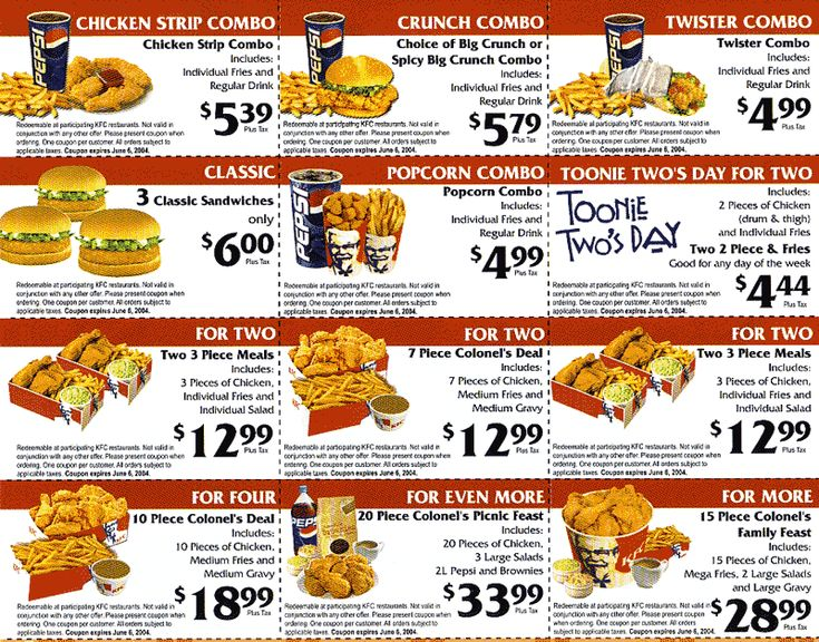 Kentucky Fried Chicken Menu and Prices | KFC menu with prices 2013:Updated Latest KFC Menu Price List | Top ...