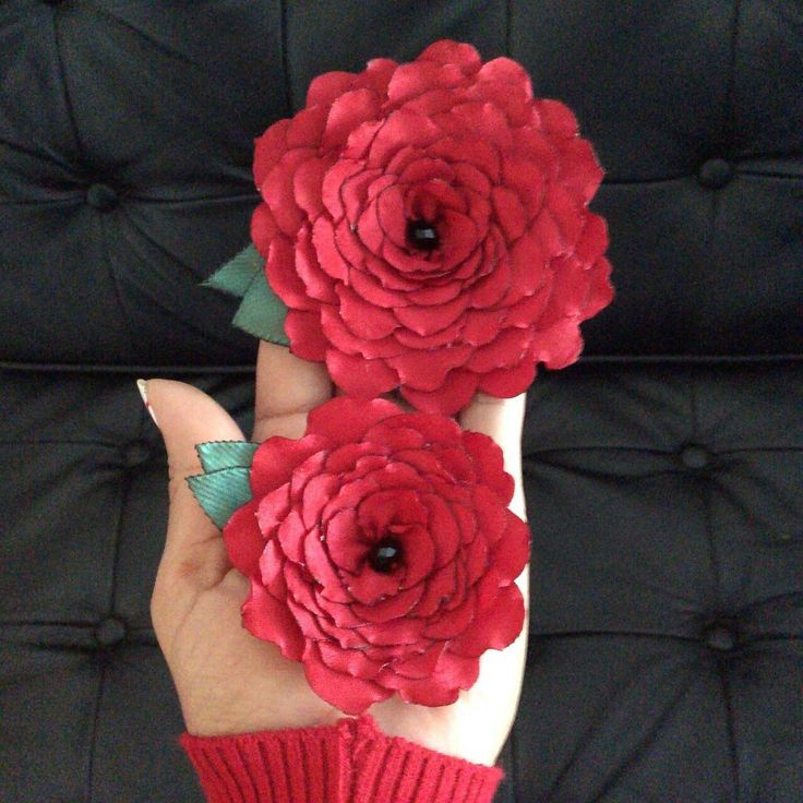 Beautiful Fabric Flower  8 $ USD Artfabricflower-Instagram YouTube  channel-Artfabricflower