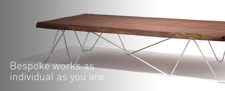 Bespoke works as individual as you are