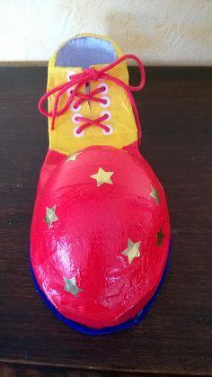 La chaussure de Clown