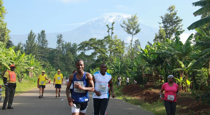 Arusha Registration for the 2017 Kilimanjaro Marathon happens from 14:00 until 20:00 on Tuesday 21 February and 14:00 to 20:00 on Wednesday 22 February.