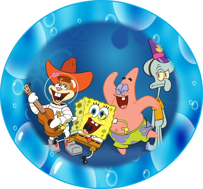 Free Spongebob Squarepants Party Ideas Creative