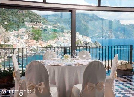 Location matrimoni Amalfi (SA) - Miramalfi Hotel****