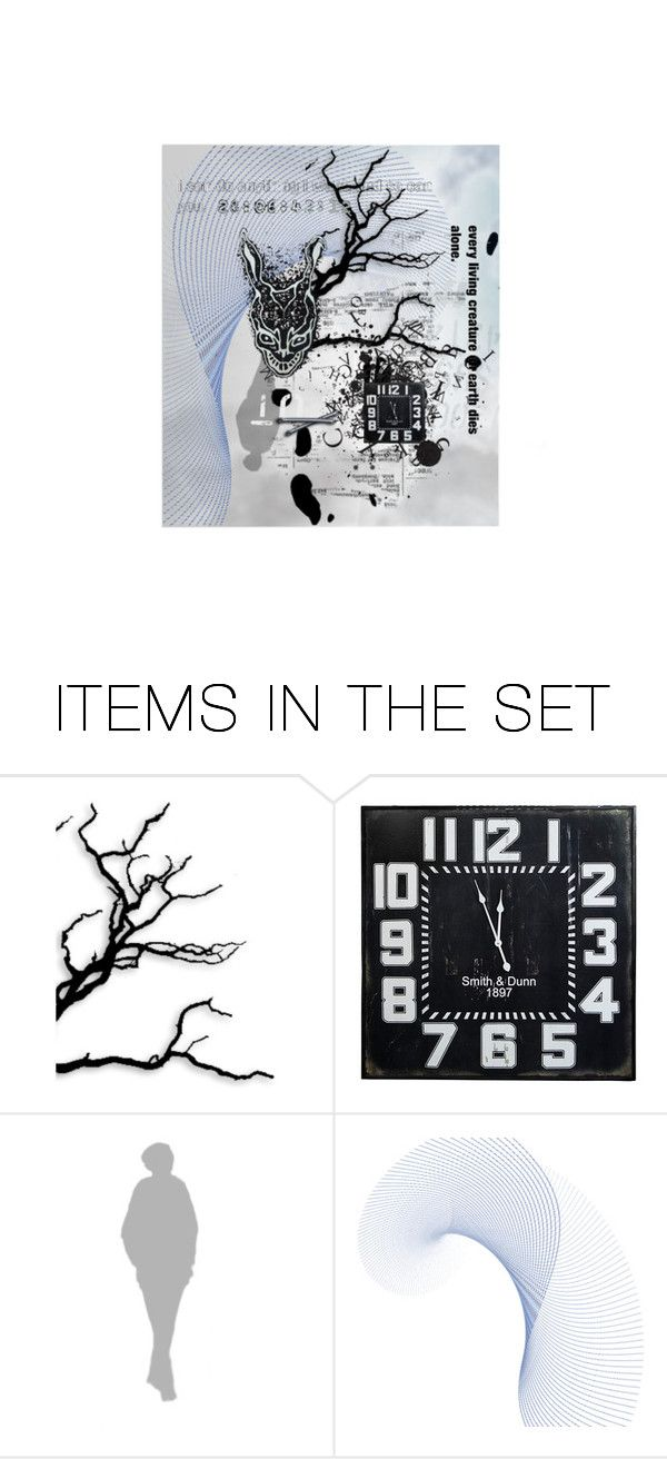 """""""donnie darko"""" by cultofsharon ❤ liked on Polyvore featuring art"""