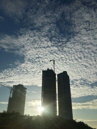 Beautiful Sky in the morning