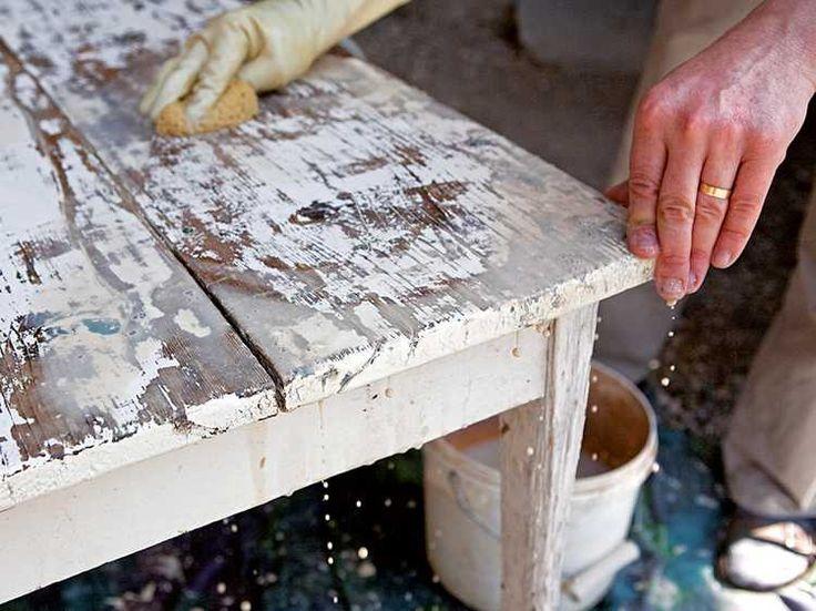 Les 25 meilleures id es de la cat gorie repeindre un meuble sur pinterest r - Repeindre sur de la glycero ...