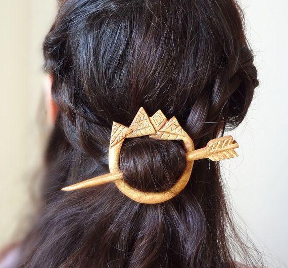 golden aztec indian tribal arrow