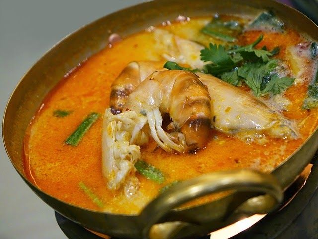 Recette de la bisque d crevisses au curry et la noix de - Plat a cuisiner facile ...