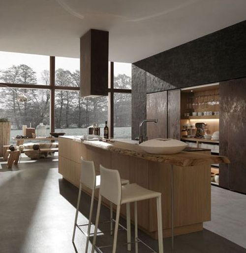 Modern german kitchen