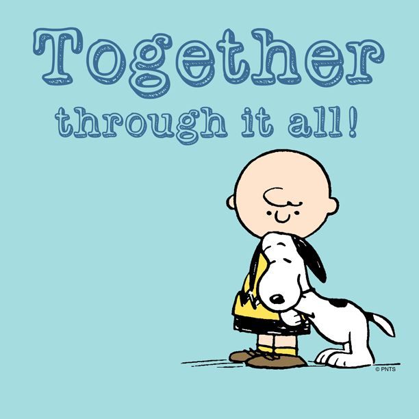 Together through it all
