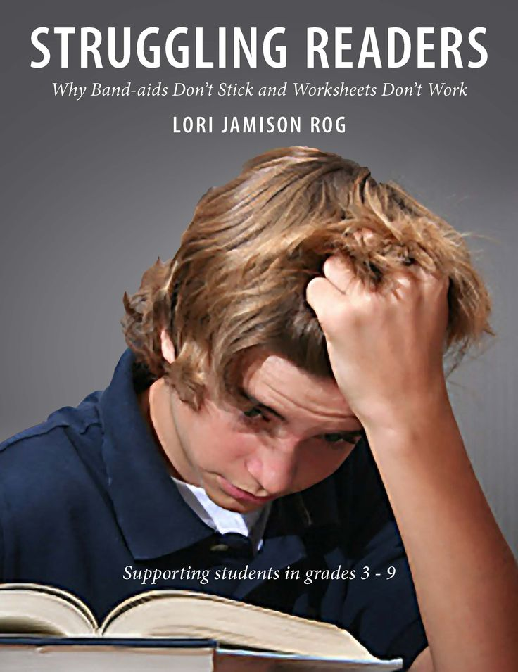 #2. Struggling Readers: Why Band-aids Don't Stick and Worksheets Don't Work; Supporting Students in Grade 3-9 I Lori Jamison Rog