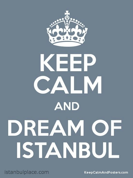 Alternatively get real and follow the link to stay in a gorgeous www.istanbulplace.com holiday apartment!