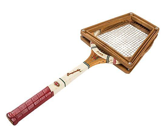 Racchetta da tennis in legno Maxima - 68x22x30 cm , 39e su Dalani