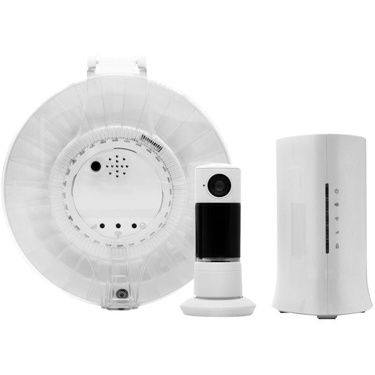 Home8 - Medication Adherence Wireless Home Security System - White
