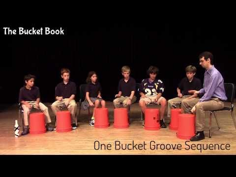 One Bucket Groove Sequence - YouTube