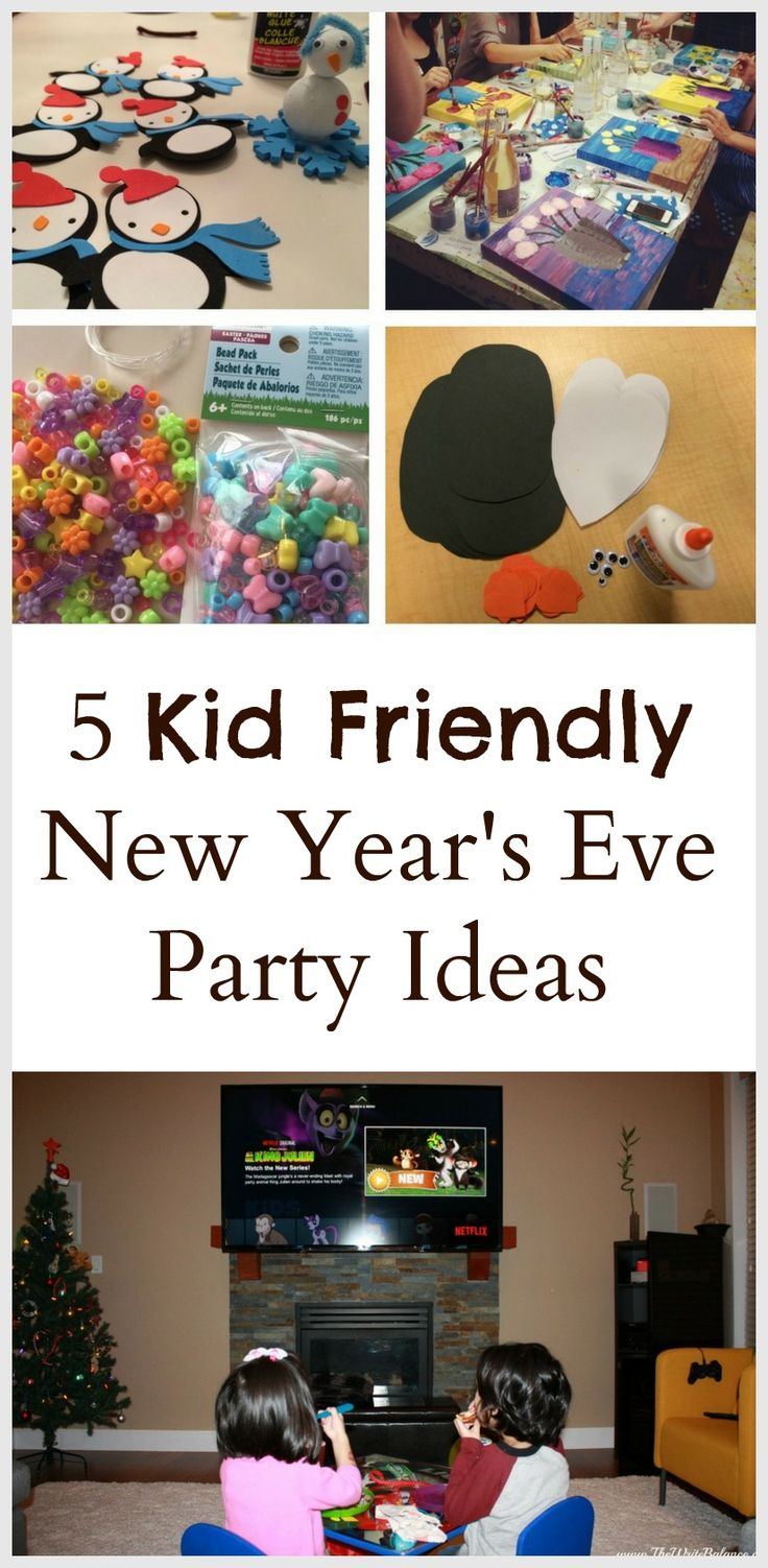 145 best New Year\'s Eve for Kids images on Pinterest | New years eve ...