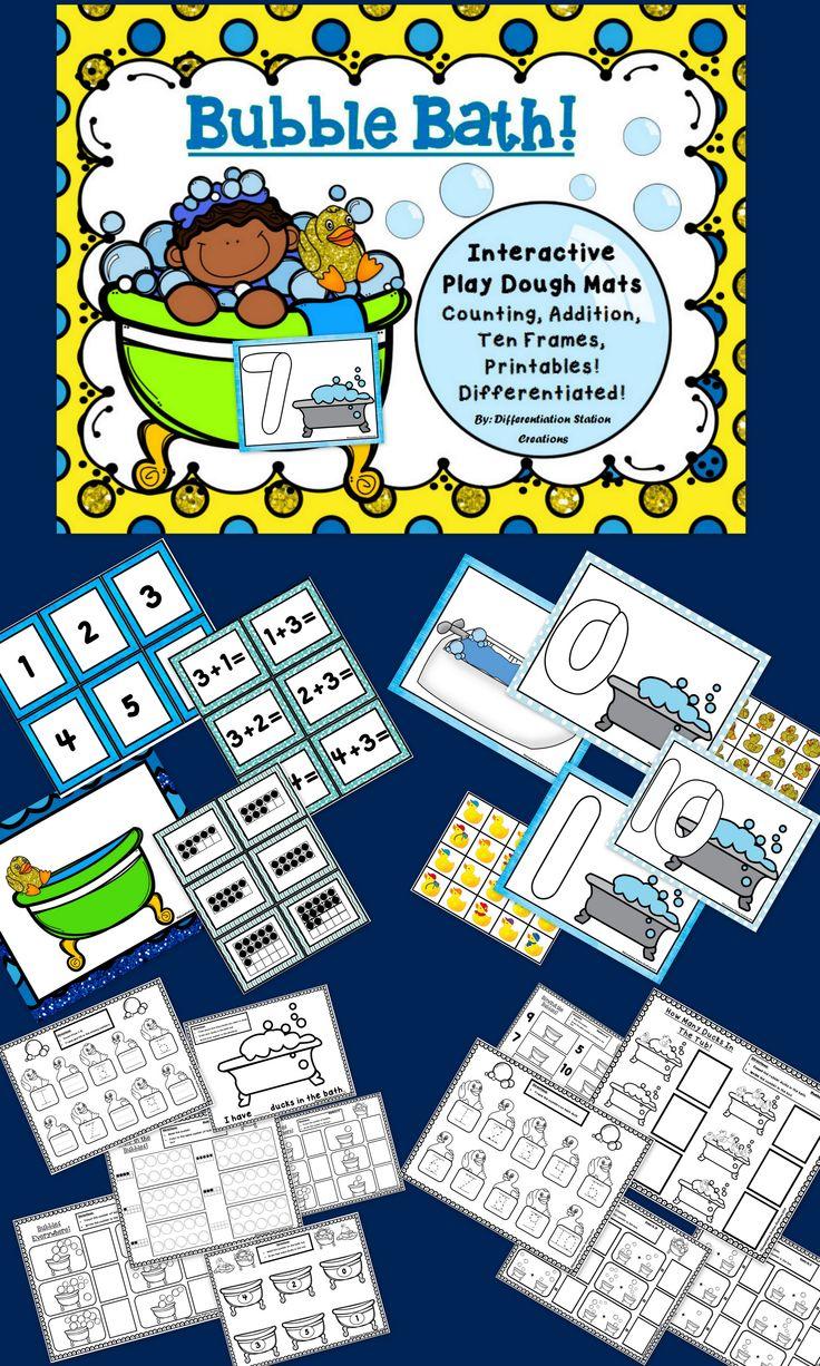 535 best Math. Ten Frame images on Pinterest | Math activities ...