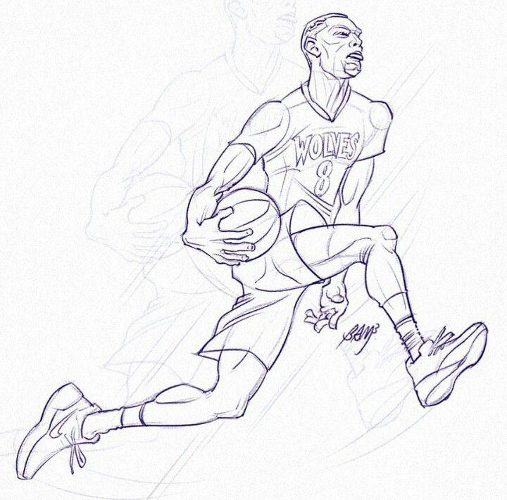 Zach Lavine Basketball Art Pinterest Zach Lavine