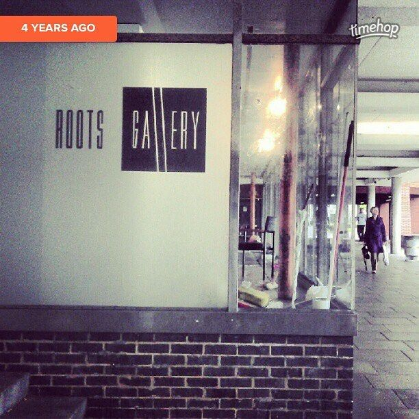 4 years ago today one of the first steps on this incredible journey began...time flies when you're having fun! #smallbusiness