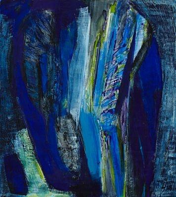 Rumohr, Knut - Uten tittel, 1958 / Vinterens Moderne 2013 / Klassisk auksjon - Blomqvist Kunsthandel