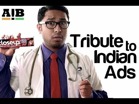 AIB : A Tribute To Classic Indian Ads Feat. Voctronica - YouTube