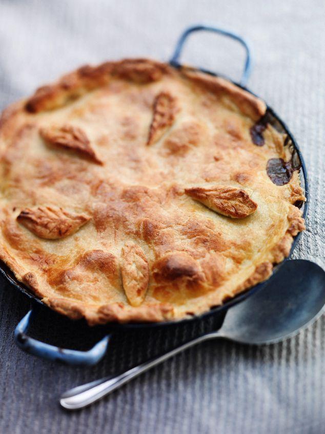 meat pie met aardappelkorst | ZTRDG magazine