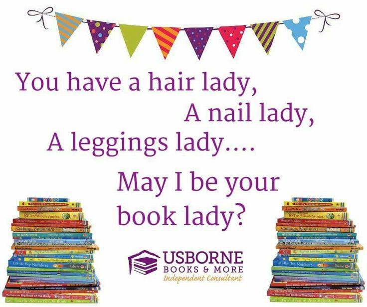 Book Lady, Educational consultant, www.UsborneNewJersey.com