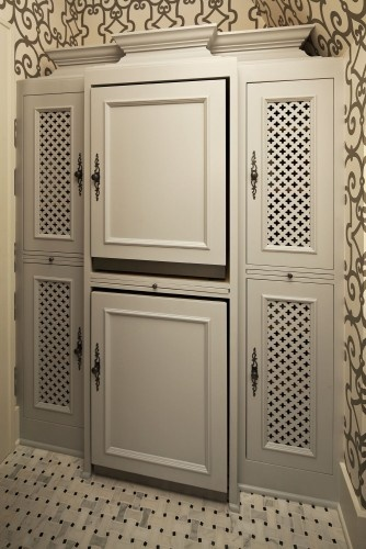 To Hide Washer And Dryer Design Ideas Pinterest