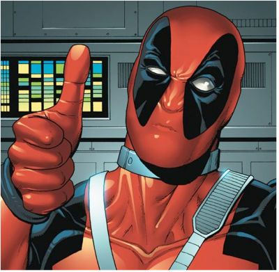 Y NOT • If you don't get why that Deadpool Picture is called Thom Cruz