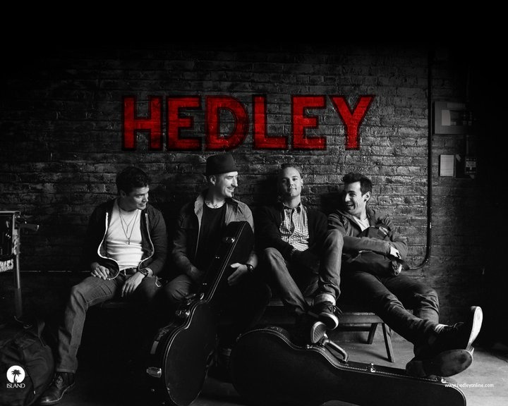 HEDLEY - what can i say? this band changed my life... forever. I'll always have a passionate, and never-ending appreciation for their music. Loved them from the start! <3