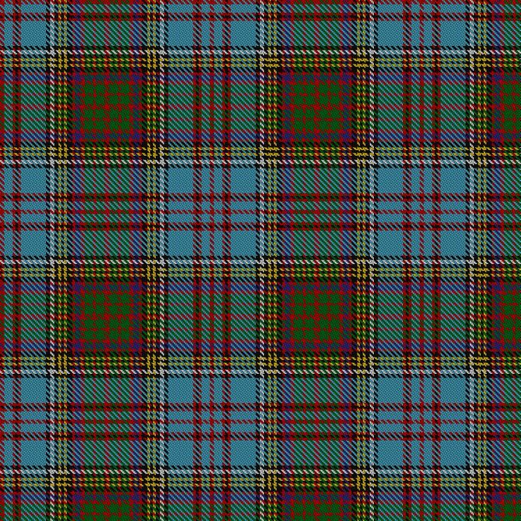 Information from The Scottish Register of Tartans #Anderson #Multi #Tartan