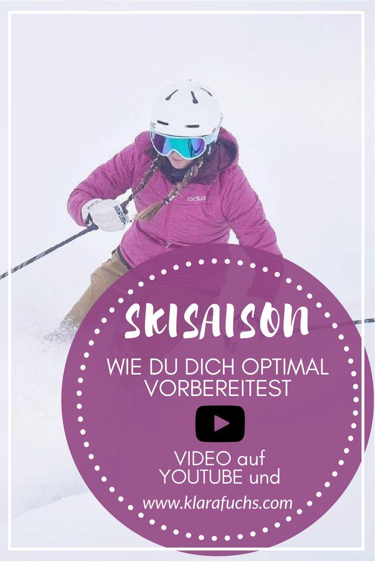 VIDEO: Training für BAUCH, BEINE UND PO! Diese Übungen straffen deine Beine, stärken deinen Rumpf und sorgen für einen knackigen Hintern. Dieses Workout macht dich fit für die Wintersaison! Videoerklärung auf Youtube. #skifahren #skitraining #gesundheit #bauchbeinepo