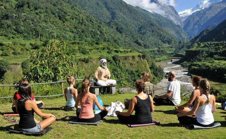 300 Hour Yoga Teacher Training Rishikesh, India - Event - Retreat Guru