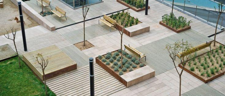 plaza- juego de suelos