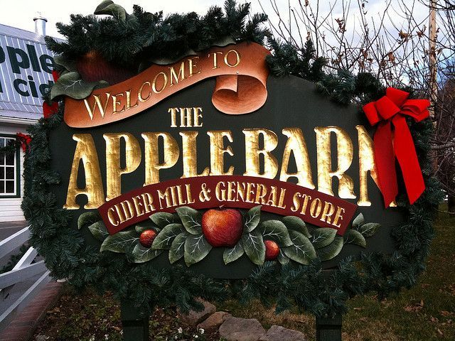 The Apple Barn and Cider Mill in Pigeon Forge, TN | Apple ...