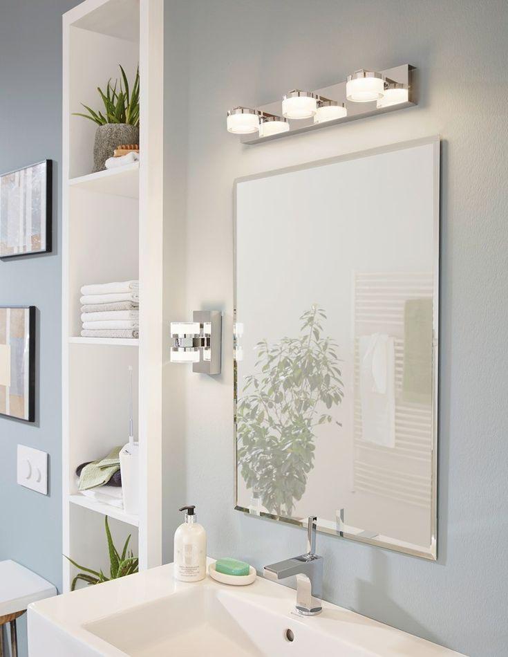 Un luminaire design à LED assure une consommation minimum en électricité !